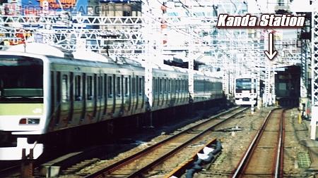 東京に着くまでに一気に距離を開ける。