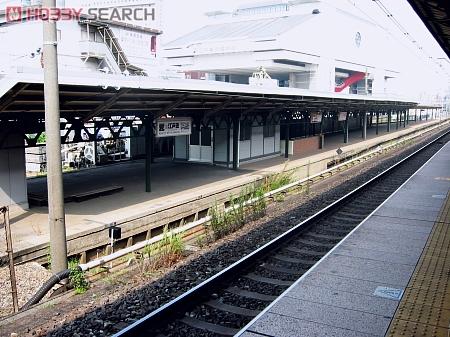 両国駅列車線ホーム