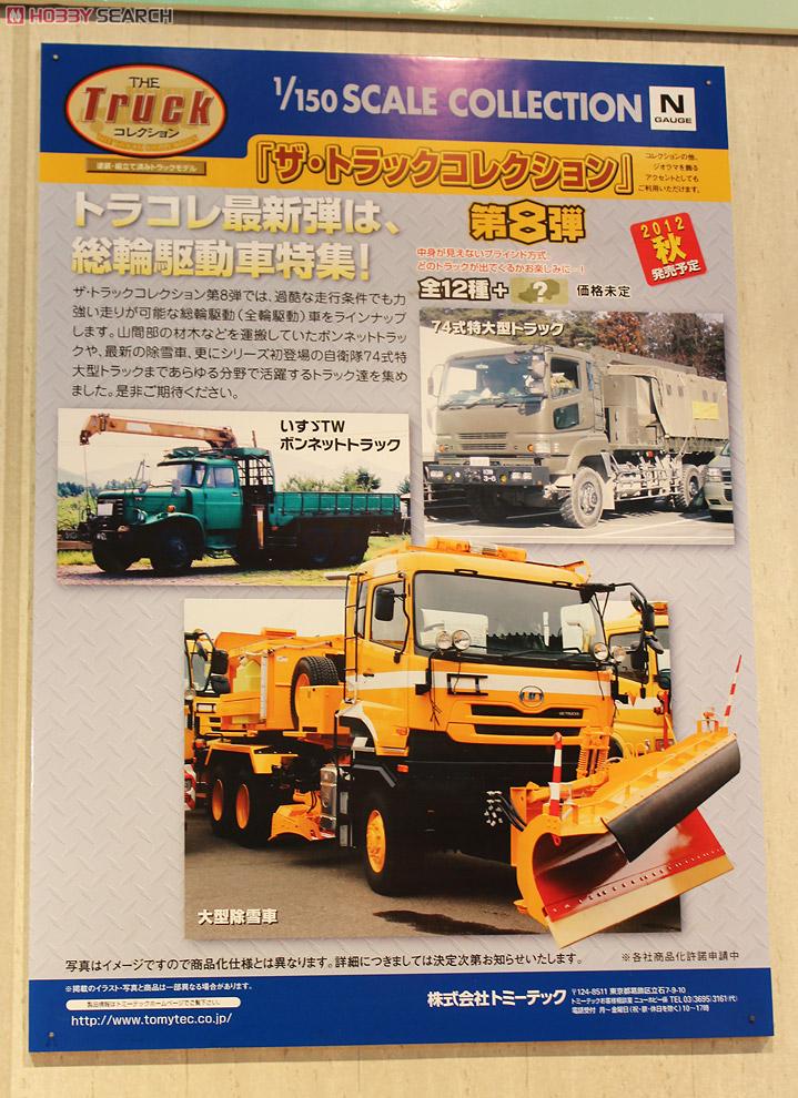 【予告】 ザ・トラックコレクション 第8弾