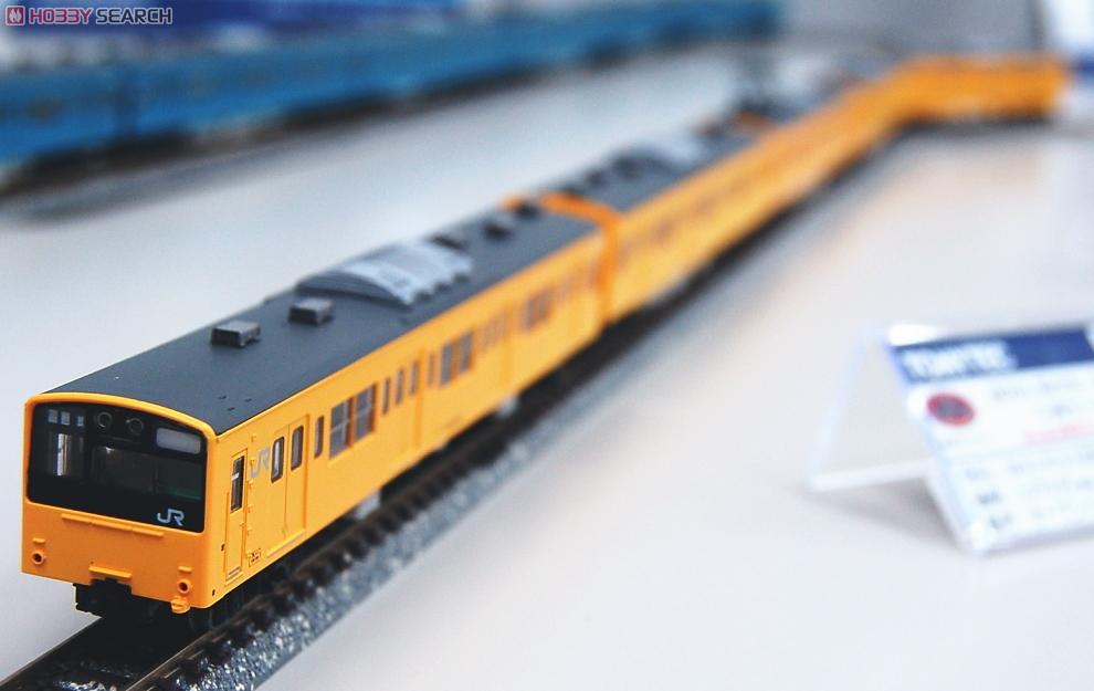 鉄道コレクション JR 201系 中央・総武緩行線B (5両セット)