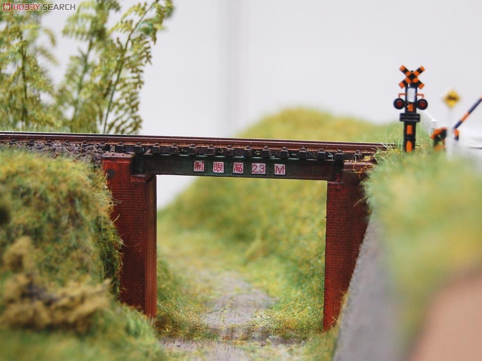 小型ガーダー橋キット