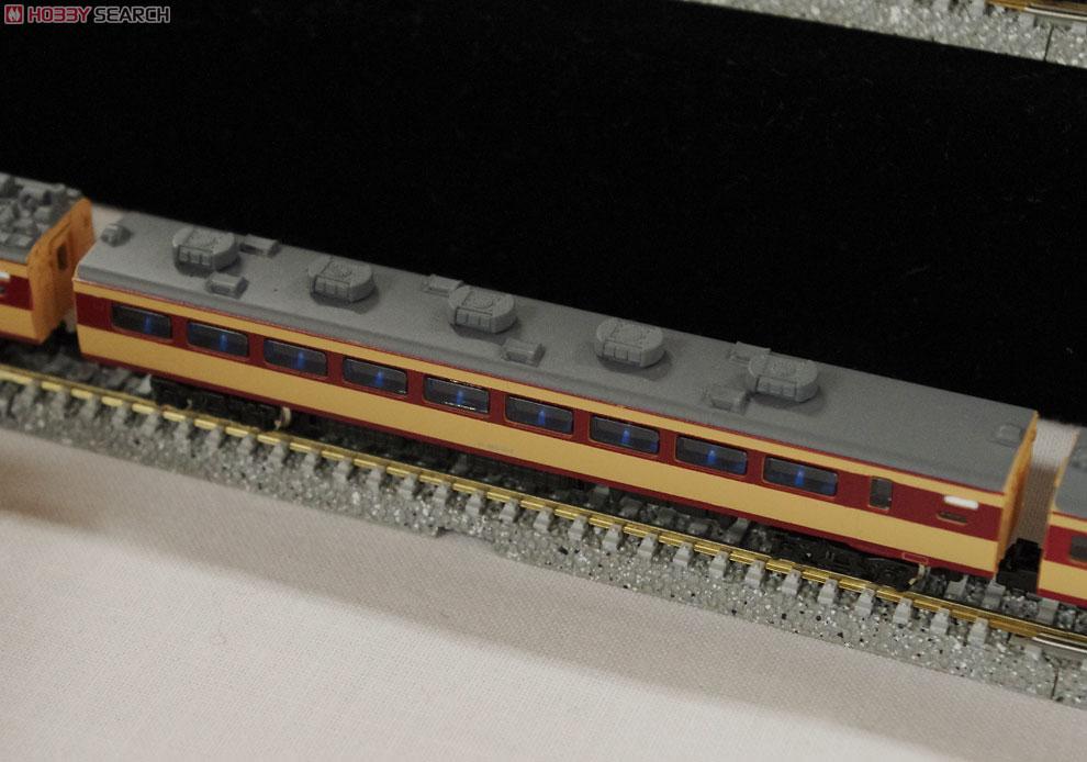 開発中の485系・モハ485