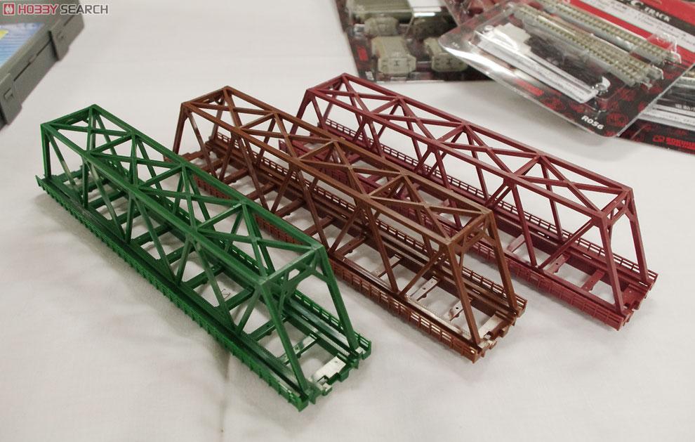 単線トラス鉄橋