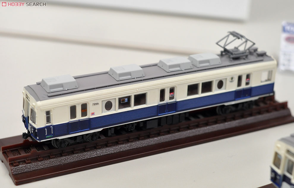 鉄道コレクション 上田電鉄 7200系 セットA (デハ7200形)