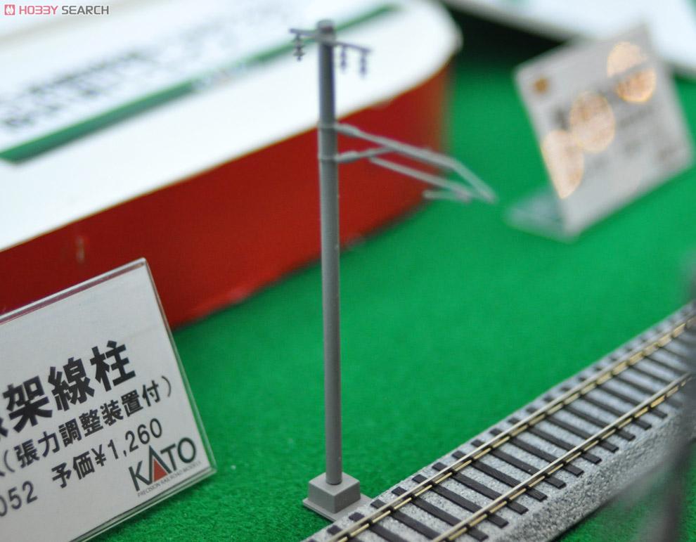 (HO) 単線架線柱