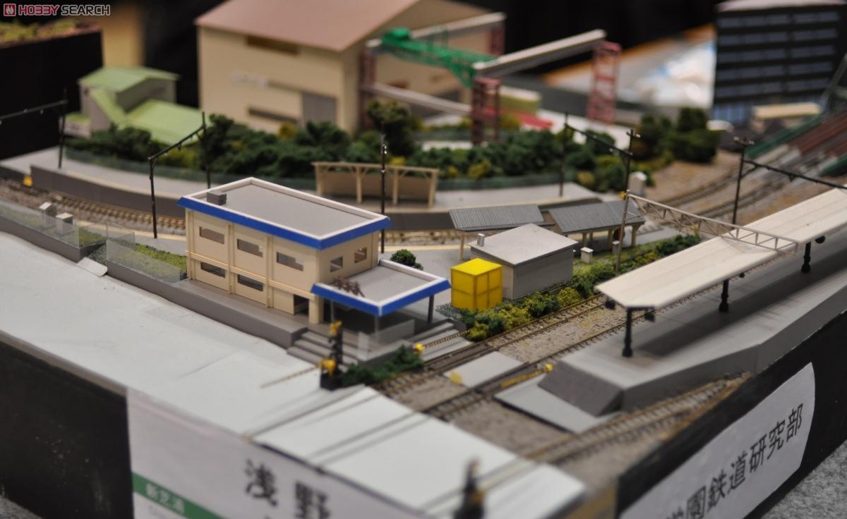 浅野学園 鉄道研究部 (努力賞)