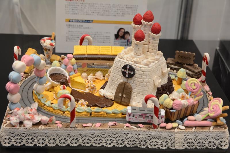 作品:お菓子の国