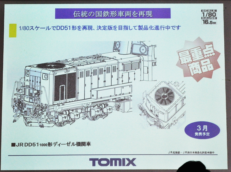 2016/01/13 TOMYTEC新製品説明会 スライドショー