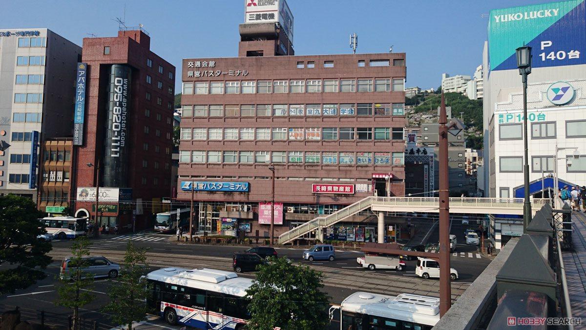 長崎県営バスターミナル(長崎駅前ターミナル)