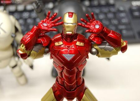 太陽拳アイアンマン