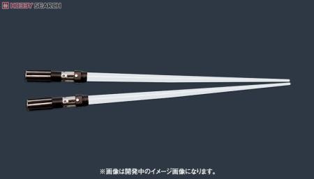 光る箸ベーダー