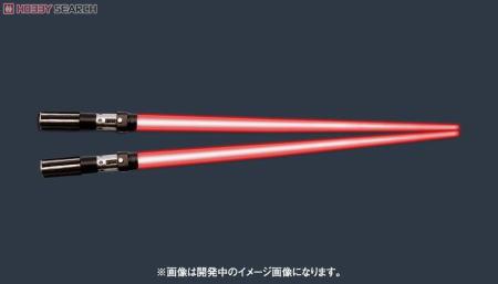光る箸ベーダー発光