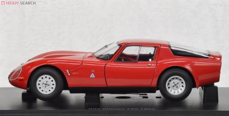 アルファロメオ TZ2 1965
