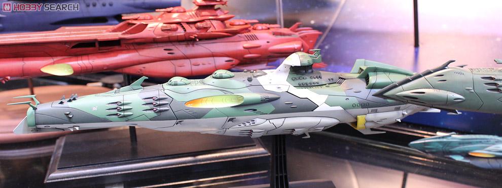 ガイデロール級航宙戦艦