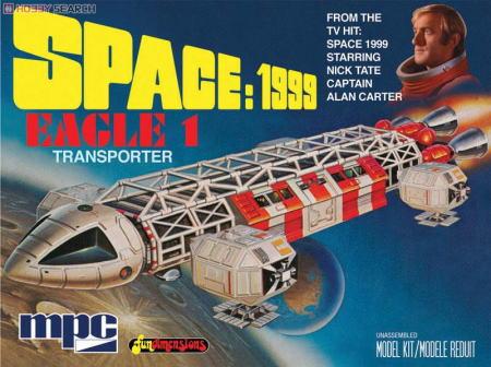 スペース1999 イーグル1トランスポーター
