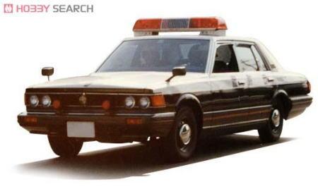 430セドリックセダン 警視庁パトロールカー