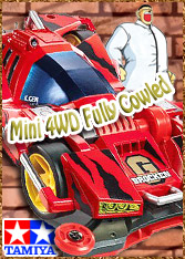 Fully Cowled Mini 4WD