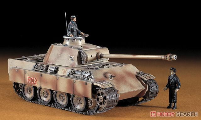 5号戦車・パンサーG型 (プラモデル)