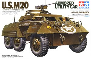 M20 ARMOURED UTILITY CAR FORD  II WW ATLAS IXO 1:43