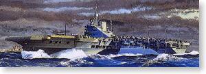 英国海軍空母 イラストリアス (プラモデル)