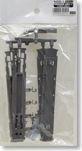 Bogie Type FS309 & Chassis Set for Marunouchi Line Type 400/500(300) Kit (for 2-Car) (Model Train)