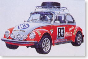 Beetle Rally Type (Model Car)