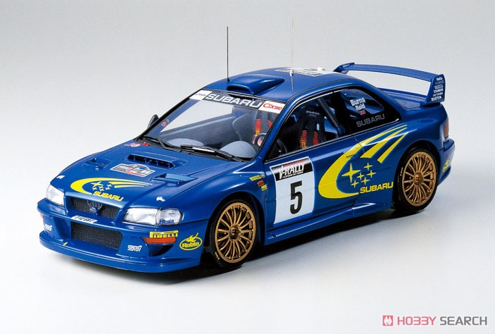 Subaru Impreza WRC `99 (Model Car) Item picture1
