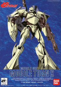CONCEPT-X Mobile Turn X (Gundam Model Kits)