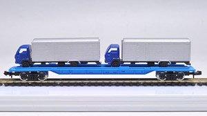 私有貨車 クム80000形 (4tトラッ...