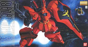 MSN-04 Sazabi (MG) (Gundam Model Kits)