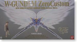 XXX-G00W0 ウイングガンダム ゼロカスタム (PG) (ガンプラ)