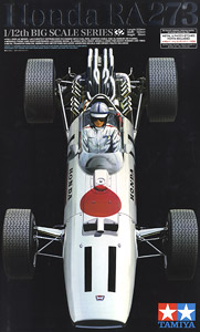 Honda RA273 w/Photo-Etched Parts (Model Car)