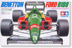 Benetton Ford B188 Model Car