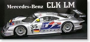 メルセデス ベンツ CLK GTR ル・マン 98 D2 B.SCHNEIDER/K.LUDWIG/M ...