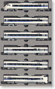 Series 681 `Thunderbird` (Basic 6-Car Set) (Model Train)