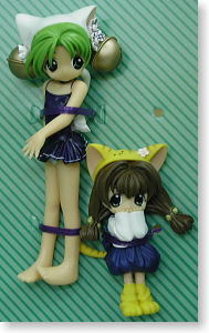 Di Gi Charat Suimsuit Ver./Puti Charat 2 pieces (Completed)