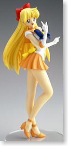 Sailor Venus Listening Pose Unpainted Resin Model Kit 1//6 SailorMoon