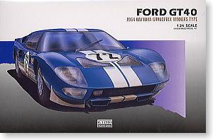 Ford Gt Model Car