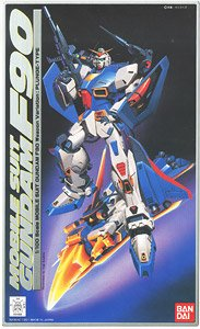 Gundam F90-P Type (1/100) (Gundam Model Kits)