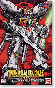 GX-9901-DX Gundam Double X (1/100) (Gundam Model Kits)