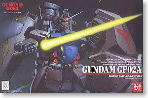 ガンダムRX-78 GP02A (ガンプラ)