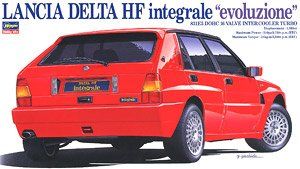 Lancia Delta HF Integrale Evoluzione (Model Car)
