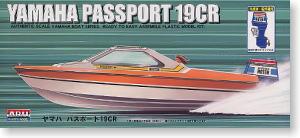 ヤマハパスポート19CR (プラモデル)
