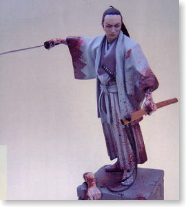 Okita Sohji (Resin Kit)
