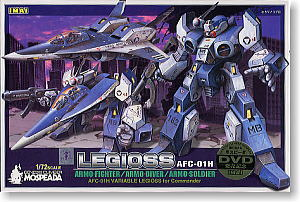 AFC-01H Legioss (Plastic model)