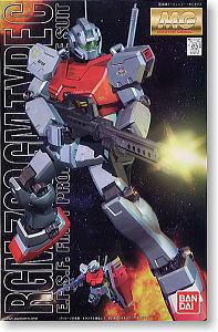 RGM-79C ジム改 (スタンダードカラー) (MG) (ガンプラ)