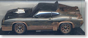 Intercepter (Mad Max/The Road Warrior)Weathering Body (RC Model)