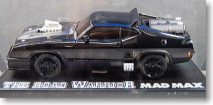 Intercepter (Mad Max/The Road Warrior) (MR-01/MR-015RM) (RC Model)