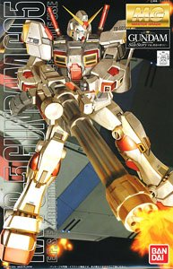 RX-78-5 Gundam G05 (MG) (Gundam Model Kits)