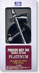 Procon Boy WA Double Action PLATINUM (Air Brush)